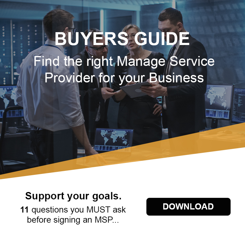 msp buyers guide