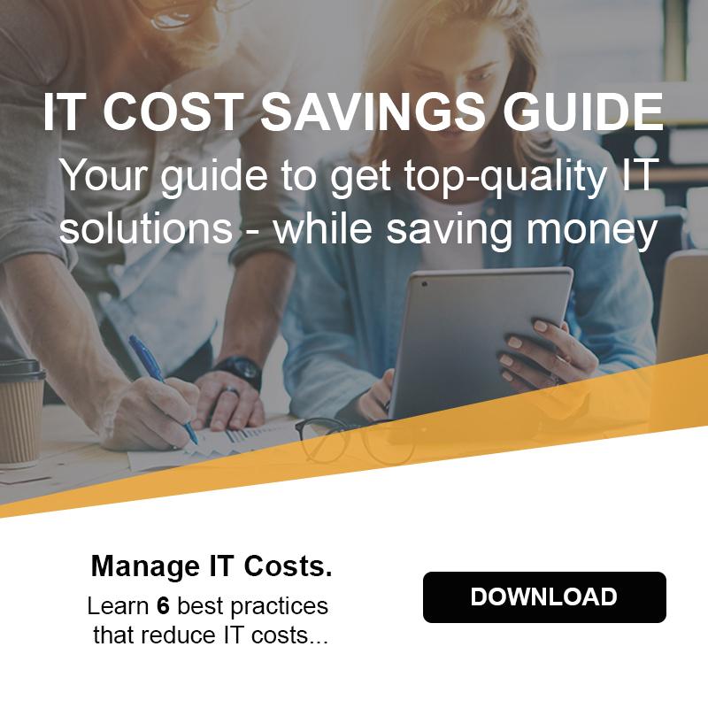 it cost savings guide